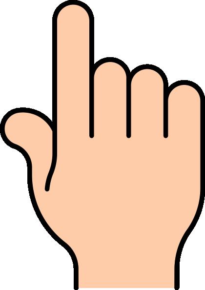 pointing finger clip art-pointing finger clip art-2