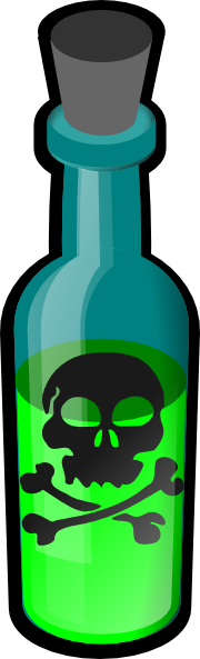 Poison Bottle Clip Art At Clker Com Vect-Poison Bottle Clip Art At Clker Com Vector Clip Art Online Royalty-5