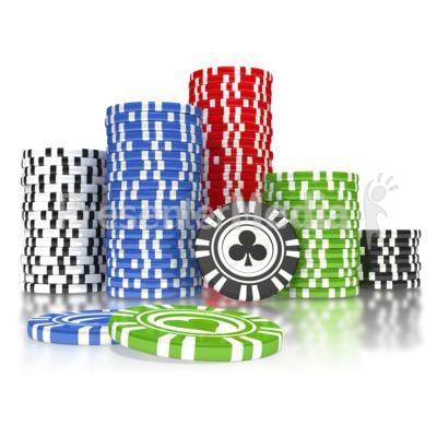 Poker Chip Pile PowerPoint Clip Art-Poker Chip Pile PowerPoint Clip Art-14