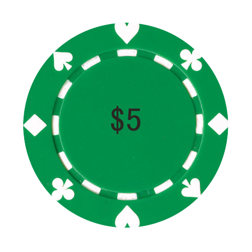 Poker Chip Round Rubber .-Poker chip Round Rubber .-10