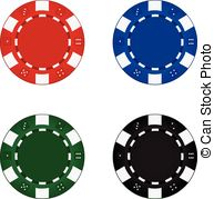 ... Poker Chips - Set Of Poker Chips.-... Poker Chips - Set of poker chips.-5