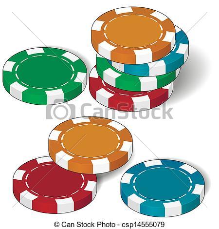 Poker Chips Stock Illustrationsby ...-Poker Chips Stock Illustrationsby ...-16