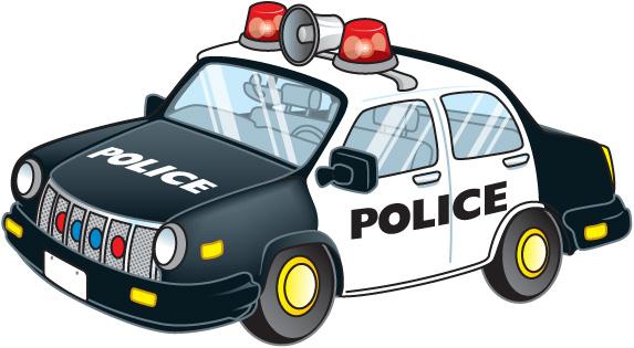 Police Car Clipart-police car clipart-8