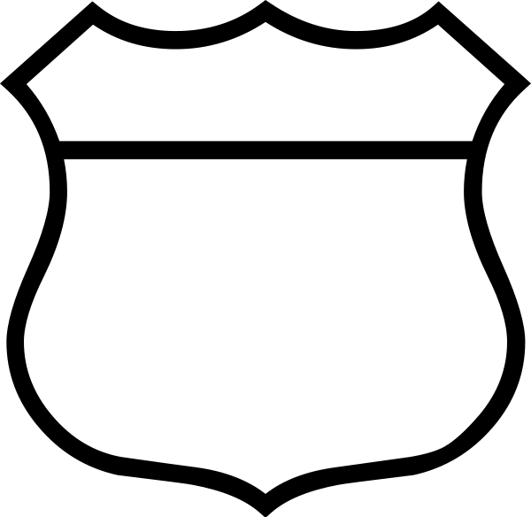 Police Badge Clipart Black And White Cli-Police Badge Clipart Black And White Clipart Panda Free Clipart-8