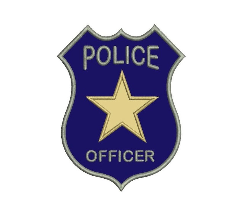 Police badge for kids coloring pages for-Police badge for kids coloring pages for and adults cliparts-6