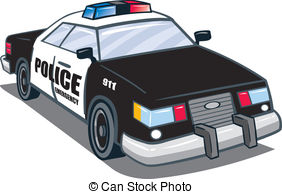 ... Police Car - Police Law Man Automobi-... Police Car - Police law man automobile illustration-18