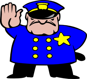 Police Clip Art - Police Officer Clipart