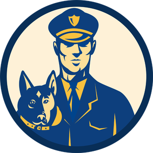 ... Police Dog Clipart ...