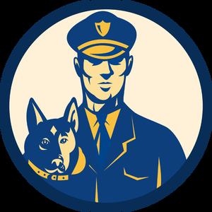 ... Police Dog Clipart ...-... Police Dog Clipart ...-10