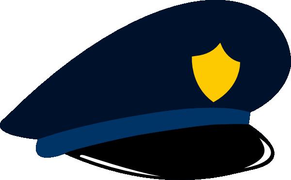Police Hat Clip Art At Clker Com Vector Clip Art Online Royalty