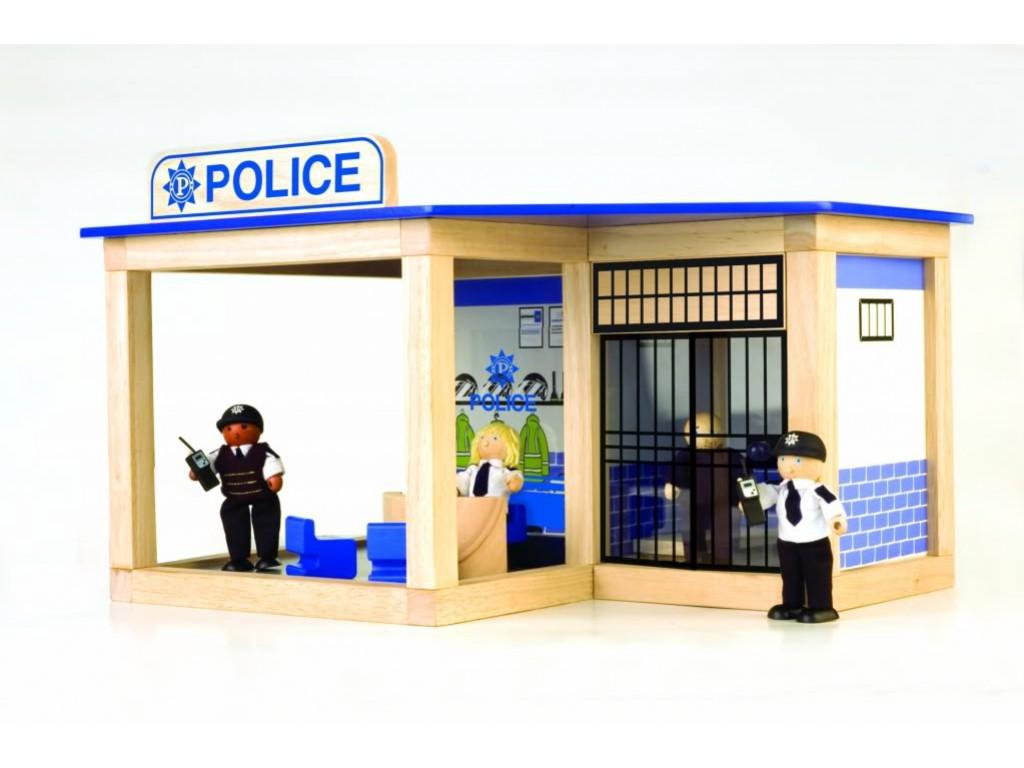 Police Station Building .-Police Station Building .-14
