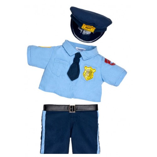Police Uniform Clipart Police