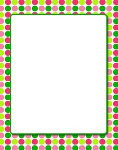 Polka Dot Border Clip Art Free. ef8a62aa4fb40e5ac769257769bc8e .