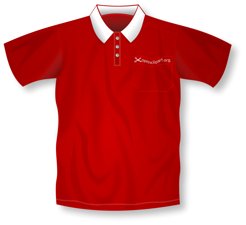 Polo Shirt Clipart-Clipartlook.com-800