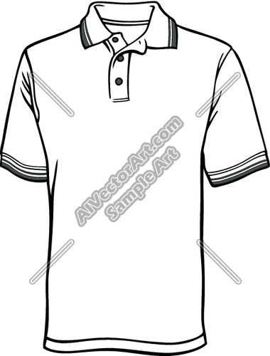 Menu0027s Polo Shirt-Menu0027s Polo Shirt-6