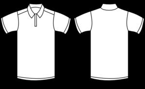 White Polo Shirt Clipart #1-White Polo Shirt Clipart #1-15