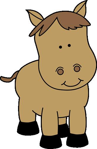 Pony Clip Art-Pony Clip Art-2