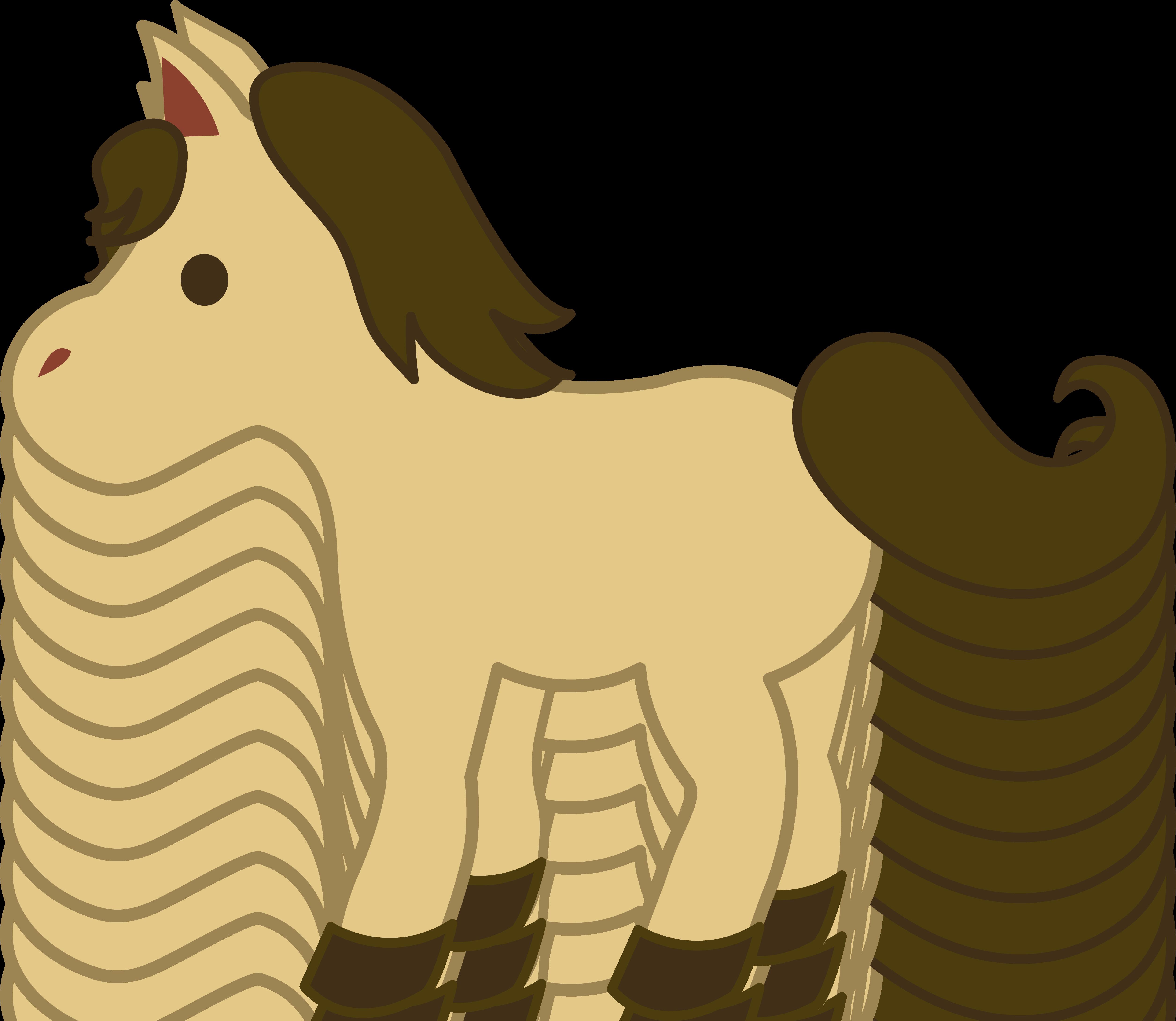 Pony Clip Art-Pony Clip Art-0