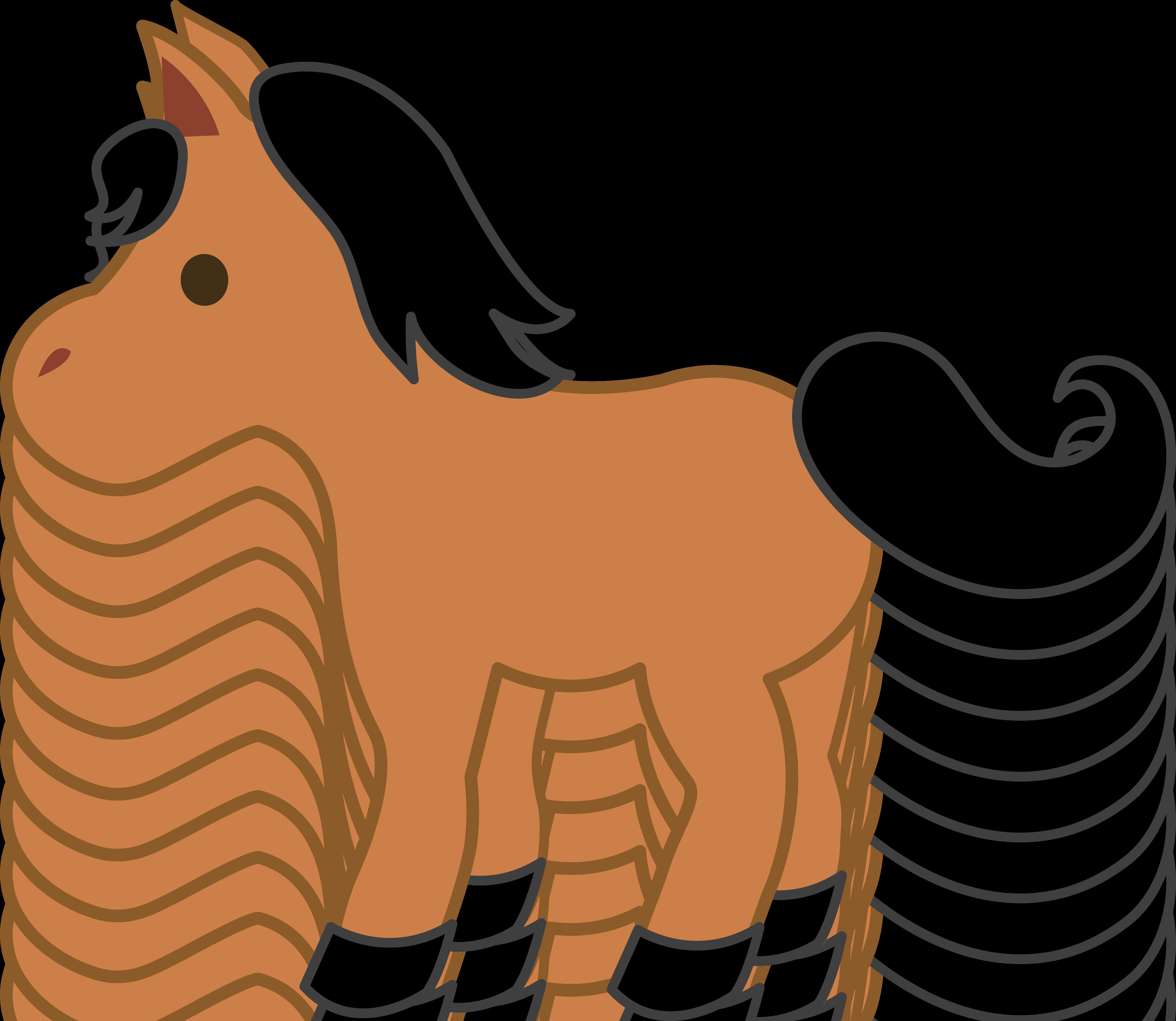 Pony cliparts