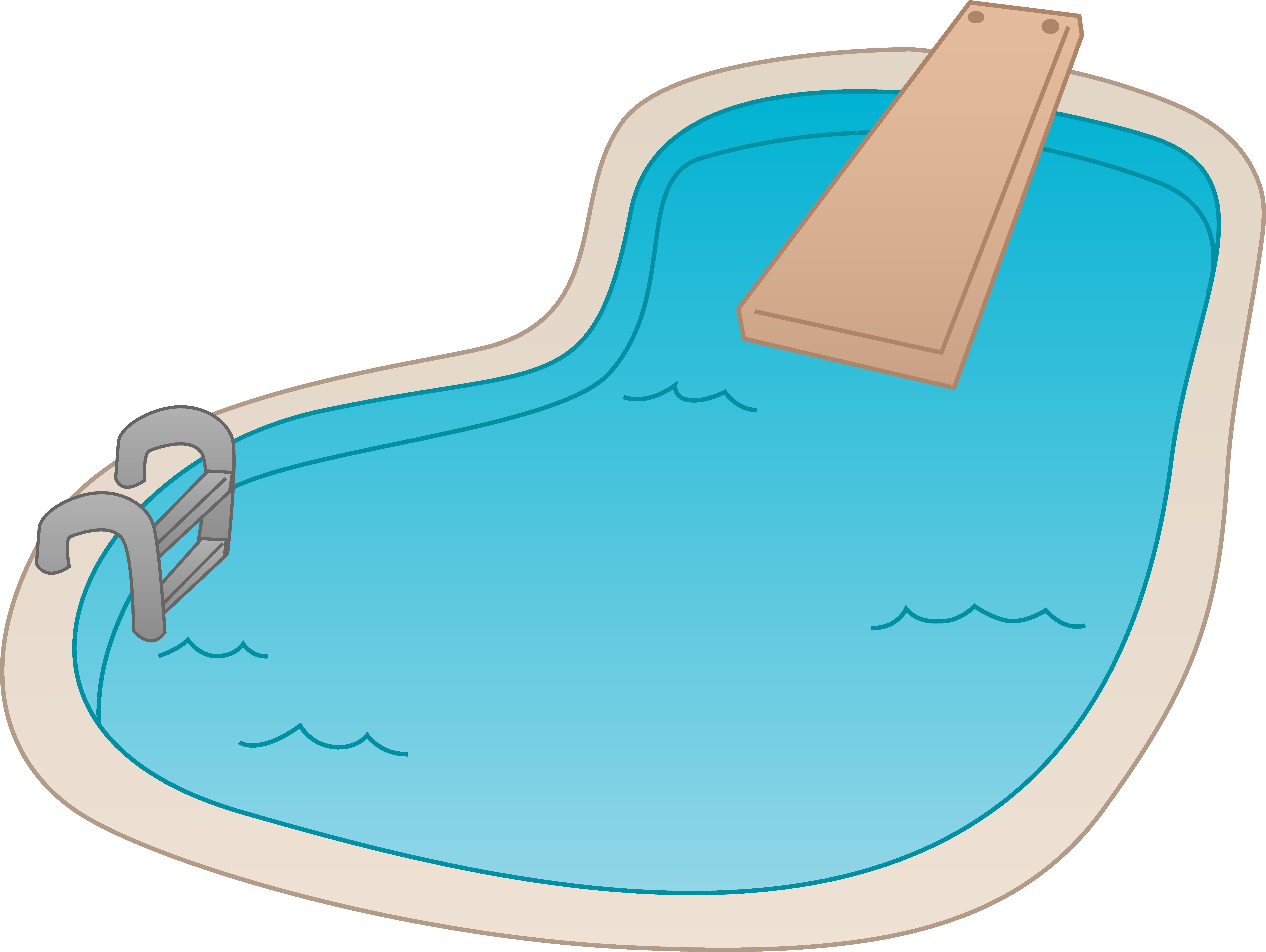 Pool Clip Art-Pool Clip Art-9