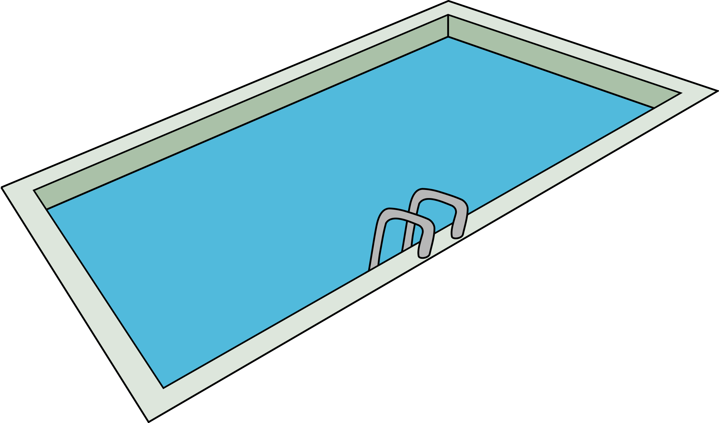 pool clipart - Swimming Pool Clipart