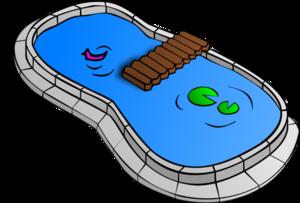 Swimming pool clipart captiva