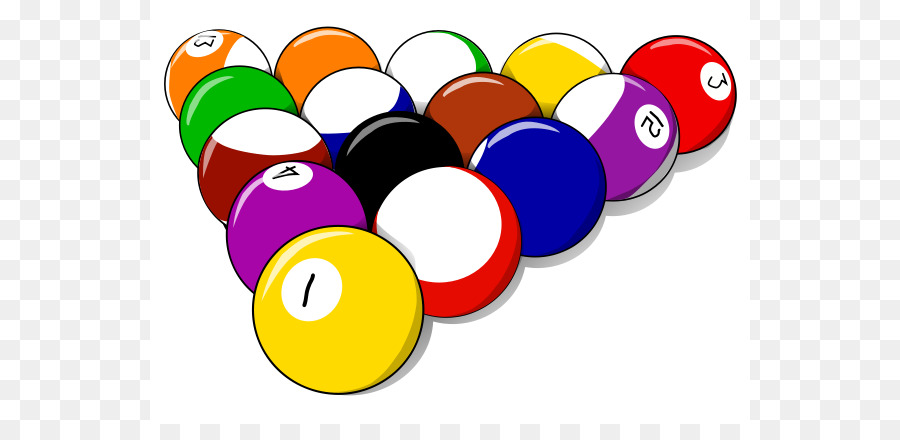 Pool Billiards Billiard Balls Rack Clip -Pool Billiards Billiard Balls Rack Clip art - Game Equipment Cliparts-2