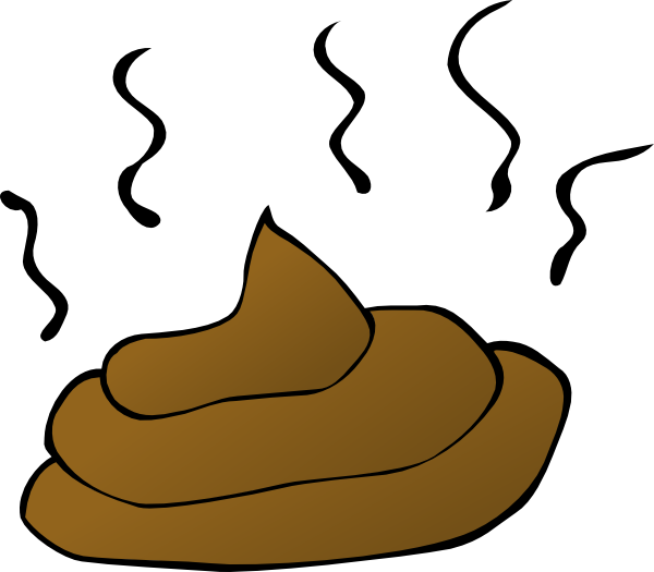Poop clipart free clipart .