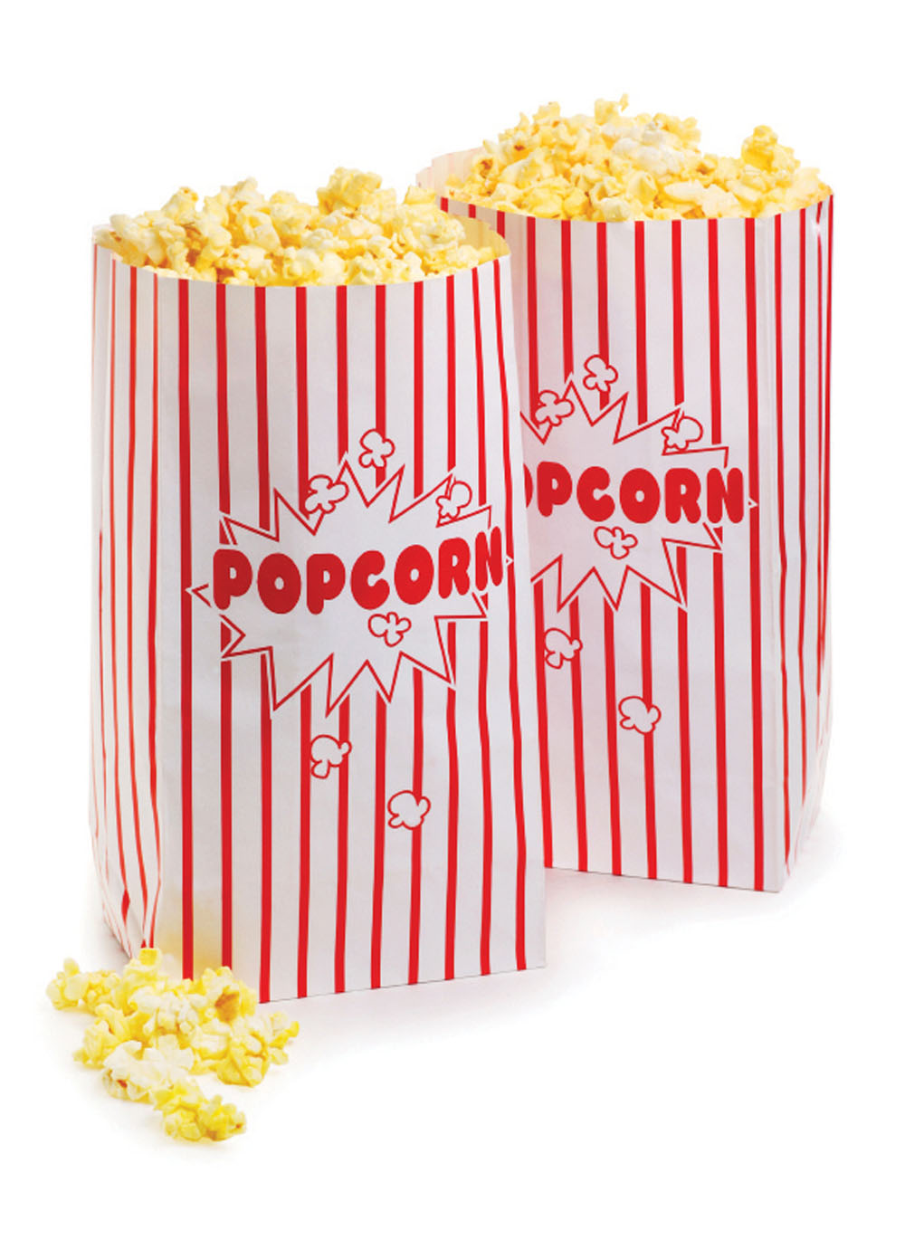 14 Popcorn Clip Art Free