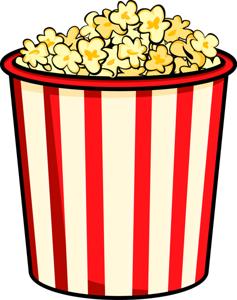 Popcorn Kernel Clipart Free Clipart Imag-Popcorn kernel clipart free clipart images-19