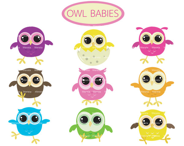 Popular items for baby owl .