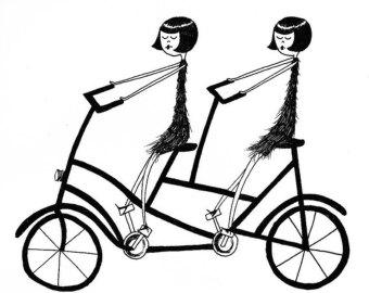 Popular Items For Bike Illustration On E-Popular items for bike illustration on Etsy-4
