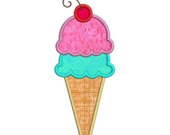 Popular Items For Ice Cream Cone On Etsy-Popular items for ice cream cone on Etsy. Ice Cream Cone Clipart ...-16