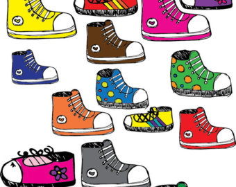 Popular Items For Sneaker Clipart On Ets-Popular Items For Sneaker Clipart On Etsy-7