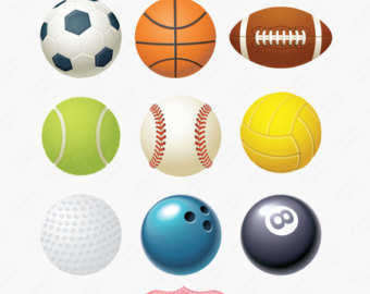 Popular items for sport balls on Etsy
