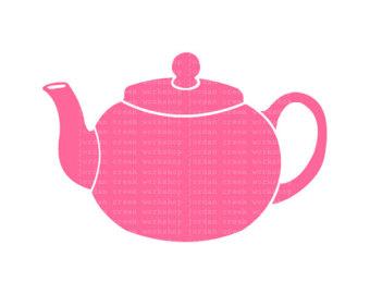 Popular items for teapot clip art on Etsy