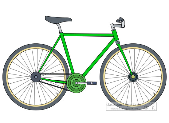 Porteur Bicycle Clipart-porteur bicycle clipart-17