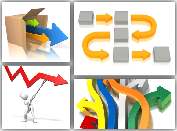 PowerPoint Arrow Templates And Clipart F-PowerPoint Arrow Templates And Clipart For Presentations-5