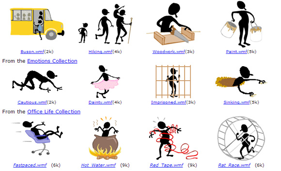 powerpoint clip art free .