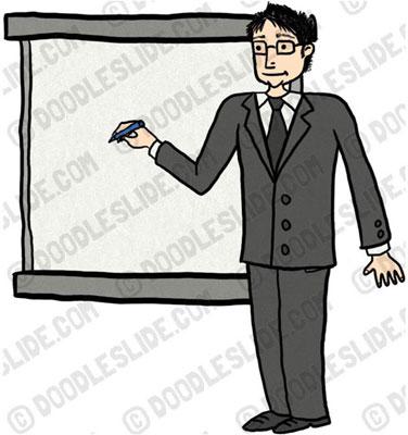 Powerpoint Presentation Presenter Free Clipart Image Jpg
