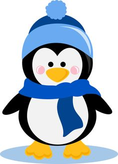 PPbN Designs - Winter Penguin, .