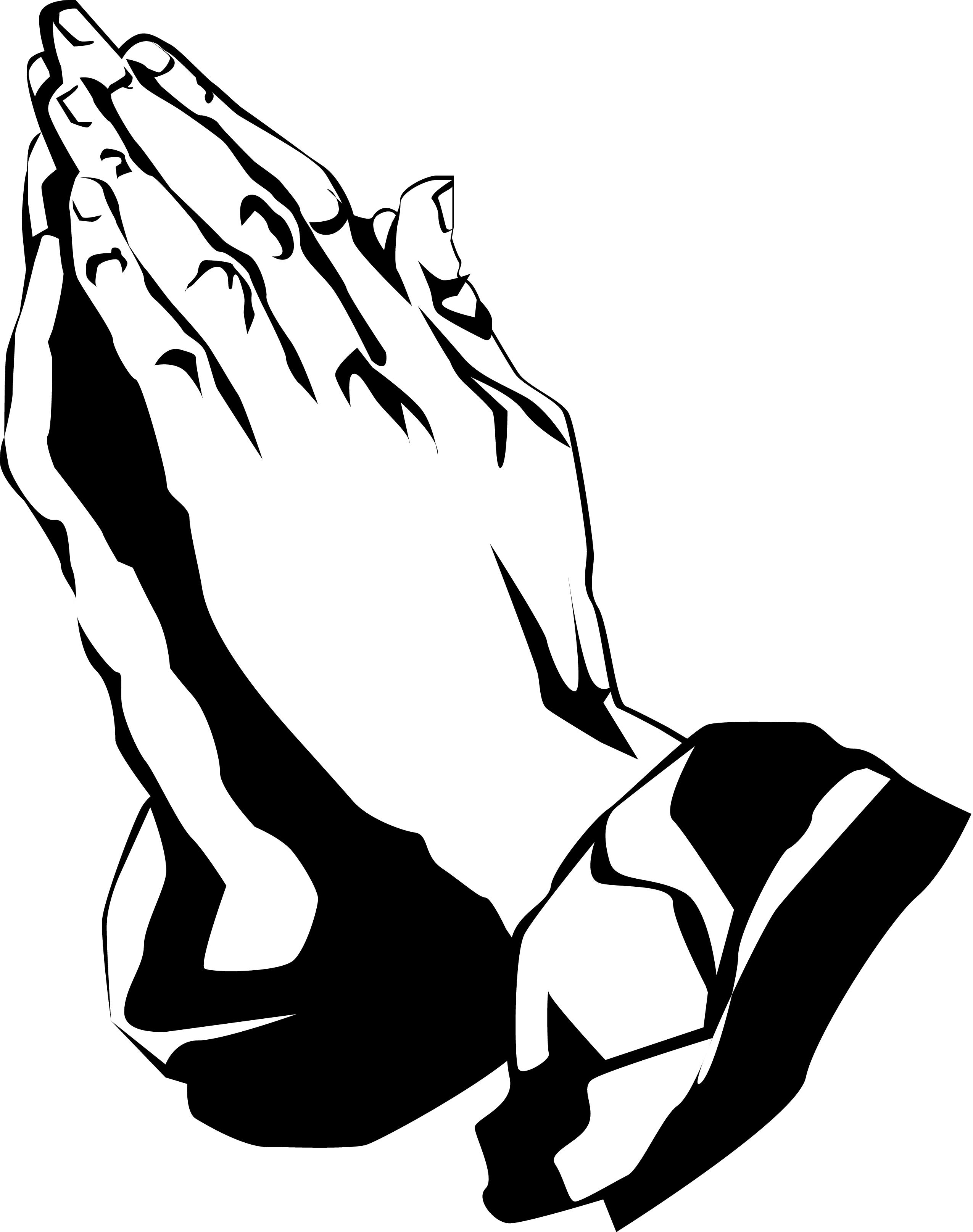 Prayer Hands Clipart Clipart Panda Free Clipart Images