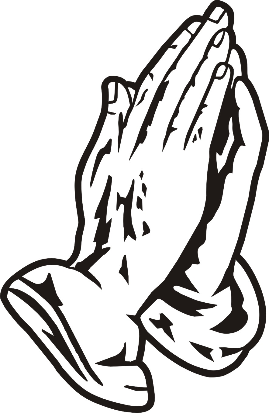 Praying hands clipart free clip art images image 7