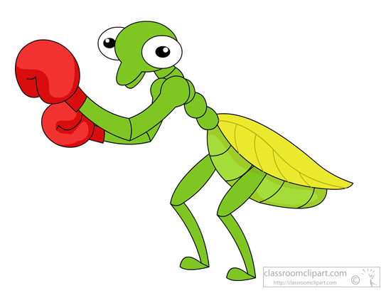 praying mantis clip art #13