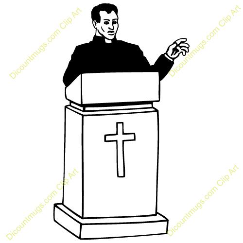 preacher clipart-preacher clipart-6