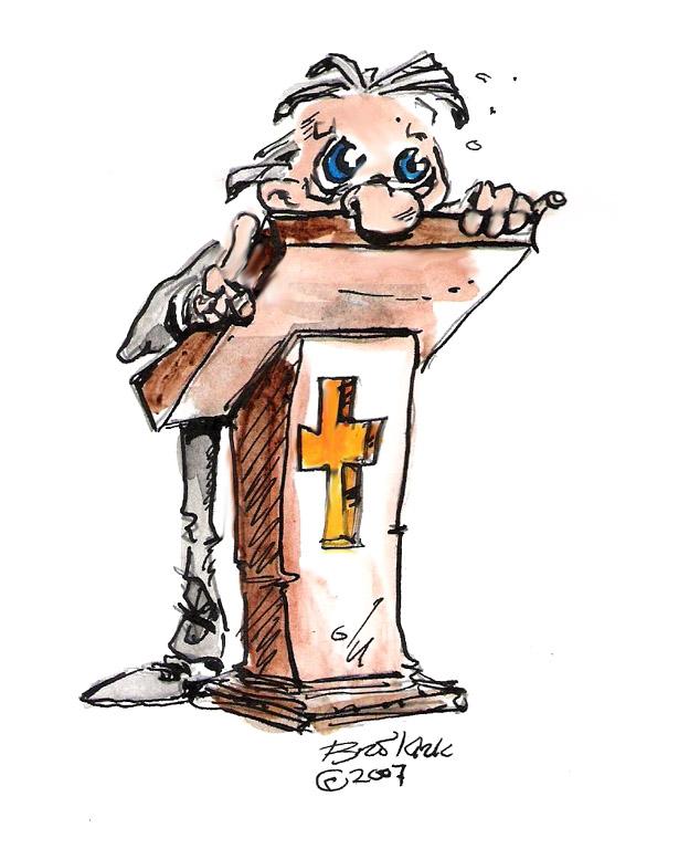 preacher clipart-preacher clipart-7