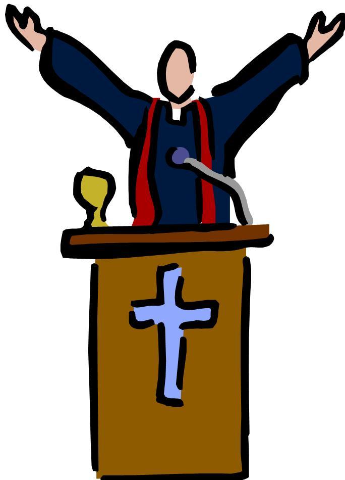 preacher clipart-preacher clipart-4