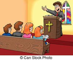 ... preacher - a pastor preaching to his-... preacher - a pastor preaching to his flock-9
