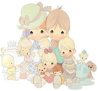 precious moments images clipart | Precious Moment Clip Art Images Pictures
