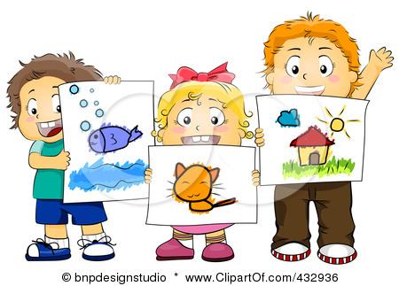 preschool border clipart